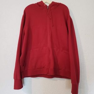 ScottEvest - The Hoodie - Red XL